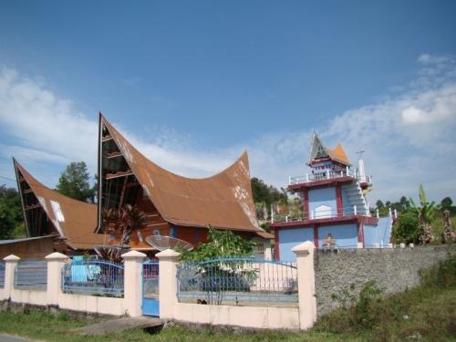 батакский дом