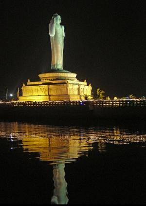 Statue od Buddha