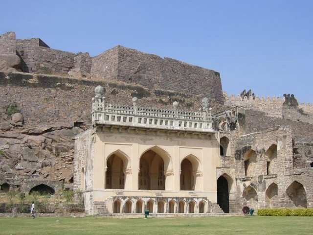 Golkonda Fort