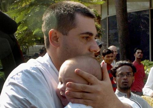 Mumbai, Индия, пятница, 28 ноября 2008.