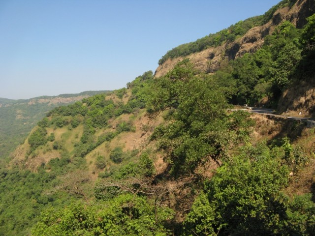 На подъезде к Nangartas waterfall