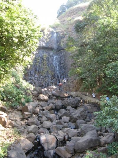 Nangartas waterfall