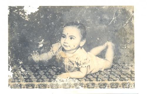 Стааарая фотография моего друга. 35 лет назад:)