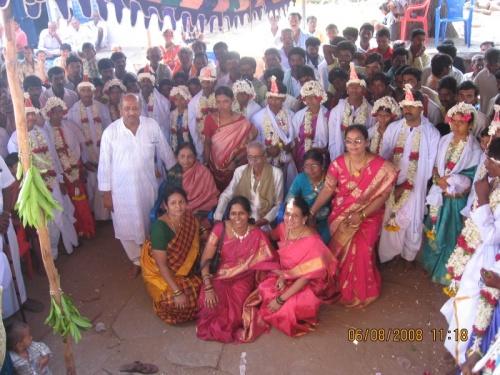 Семьи, которые давали деньги на их свадьбы