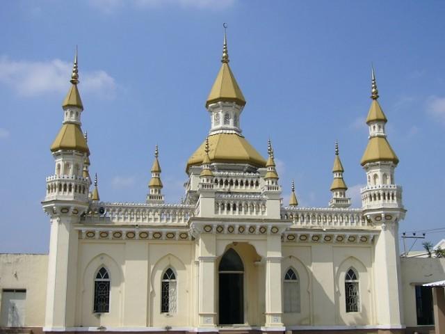 Spanish Mosque