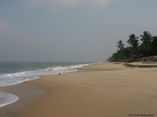 собственно и пляж