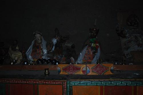 внутри Сhhekampar gompa