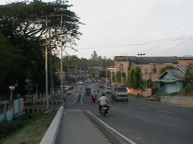Port Blair. Центр