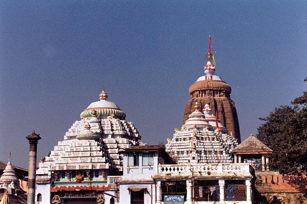 Храм Джаганнатха