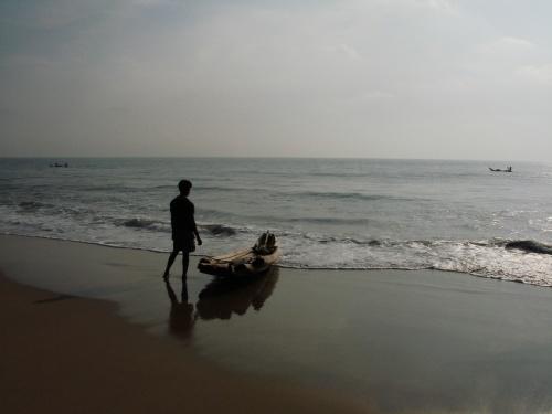 тамильская лодка