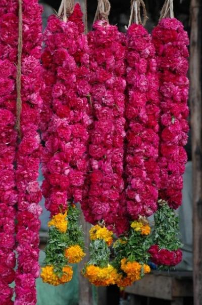 венки цветов