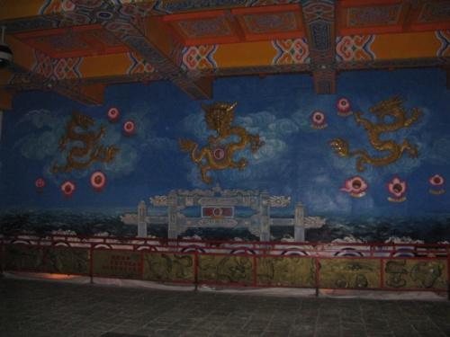дворец царя-дракона