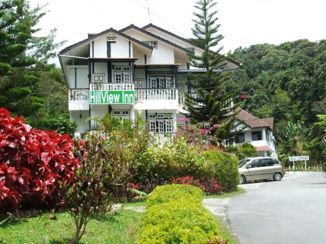 Наш отель в Танах Рата