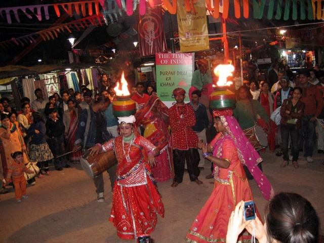 раджастанские танцовщицы