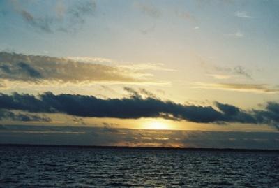 Последние солнца лучи
