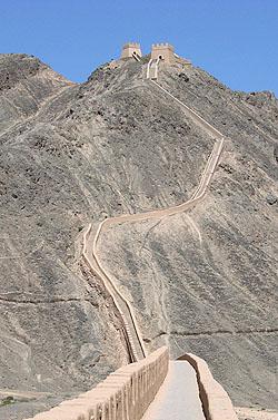 Китайская стена не спасла Поднебесную ни от чжурчжэней, ни от монголов, ни от маньчжуров