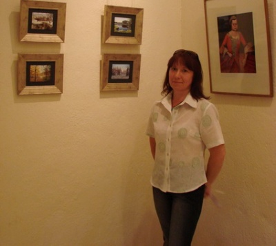 открытие выставки в Дели