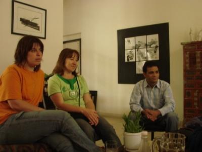 в гостях у художников эмаьеров