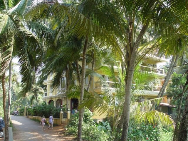 отель A La Goa
