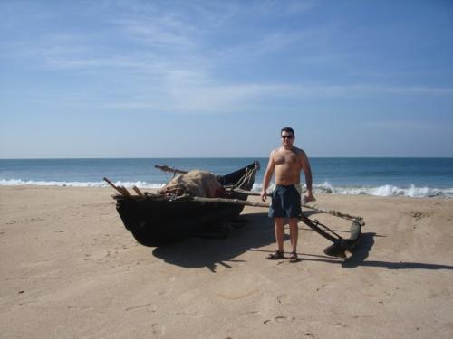первая лодка