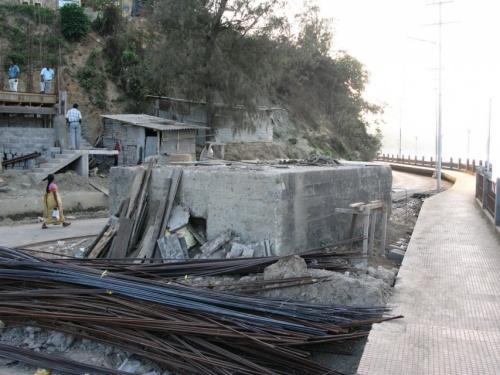 Бункер - строительный склад
