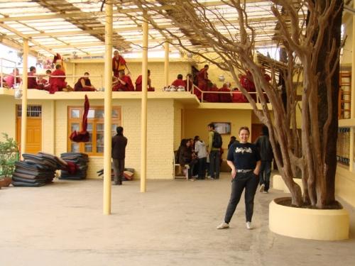 В зимней резиденции далай-ламы
