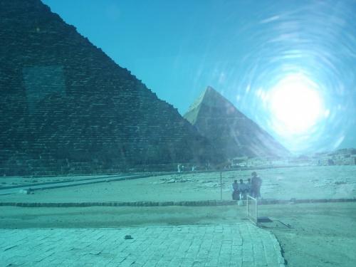 Сияние пирамид