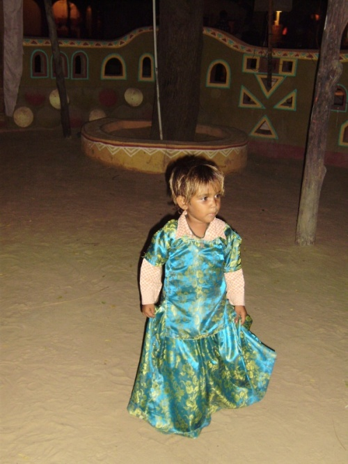 Раджастанская деревня2