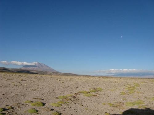 Вся эта красота - плато Альтиплано.