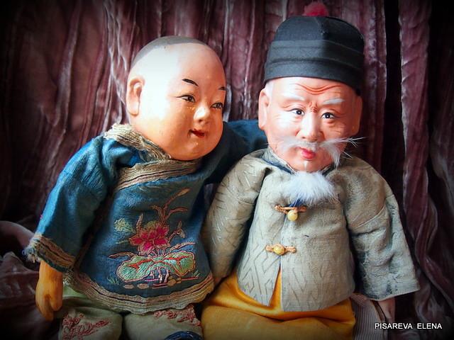 Китайским хлопцам более сотни лет