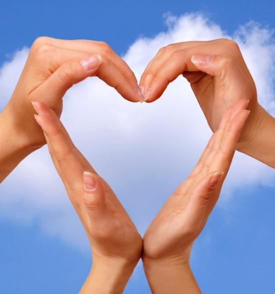 Любовь как естественное состояние!)))