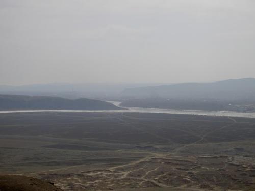 Слияние рек Бии-Хема и Каа-Хема образует Енисей