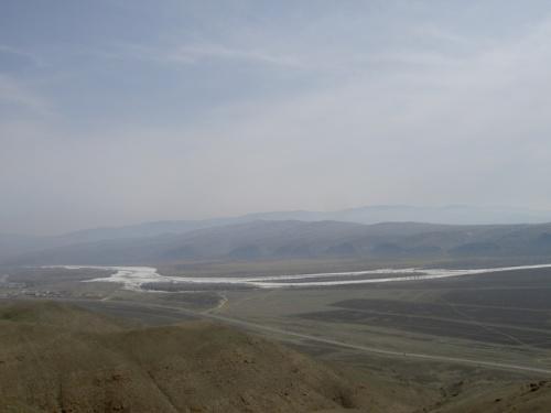 долина реки Бии-Хем
