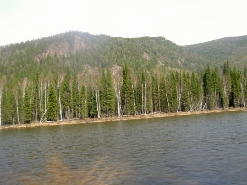 река Ус