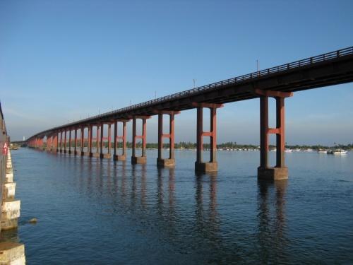 мост Индиры Ганди