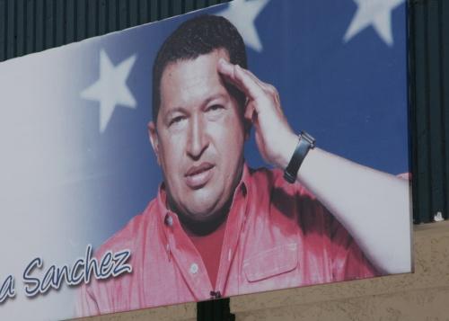 Вива Чавес!