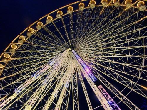 Ночное колесо