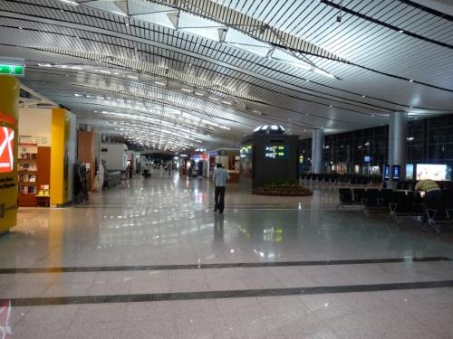 и ещё чуток аэропорта