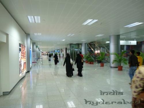 Хайдерабад- аэропорт