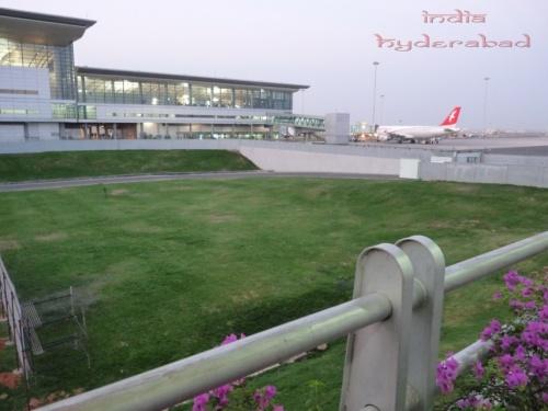 Хайдерабад- аэропорт 2