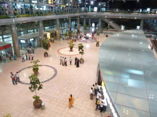 Международный аэропорт им. Раджива Ганди