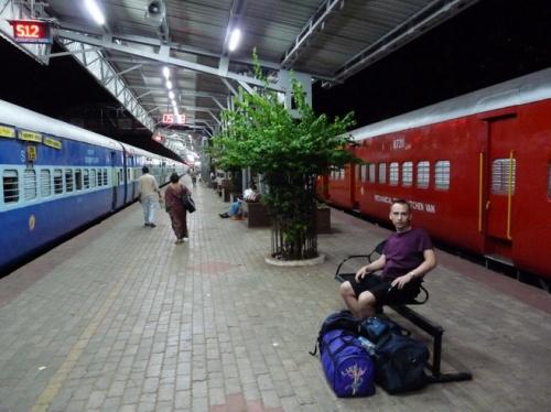 """Ж/д станция """"Хоспет"""""""
