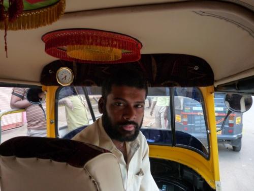 наш рикша
