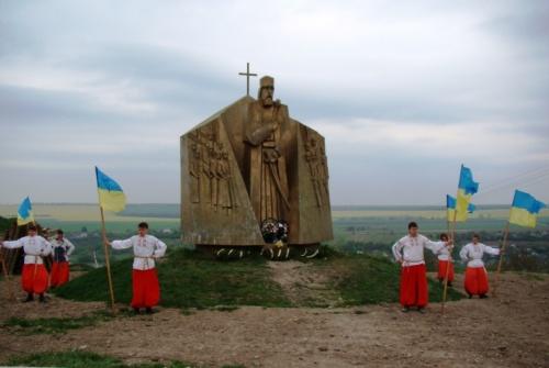 Настоящие козаки ))) Подходим к Хотину