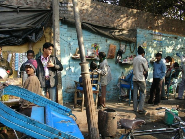 Вот так живут люди, которые приезжают в Гоа в сезон на заработки