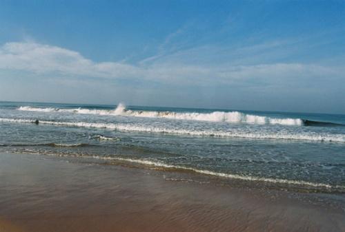Утро. Пляж в Бентоте, 19.01.05