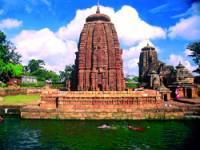 Бхубанешвар, храмы