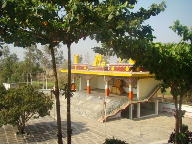 тибетское поселение
