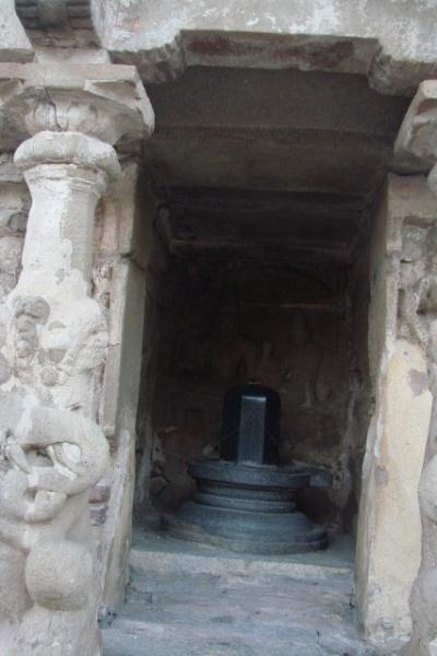 Канчипурам, храм Кайлас