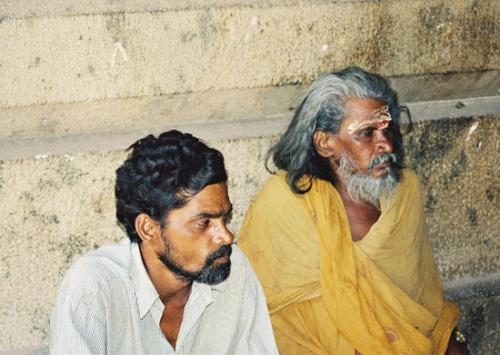 У храма. Керала.